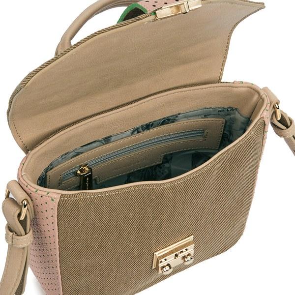 Paul Joe Sister Dawn Mini Satchel Bag Beige Image 4