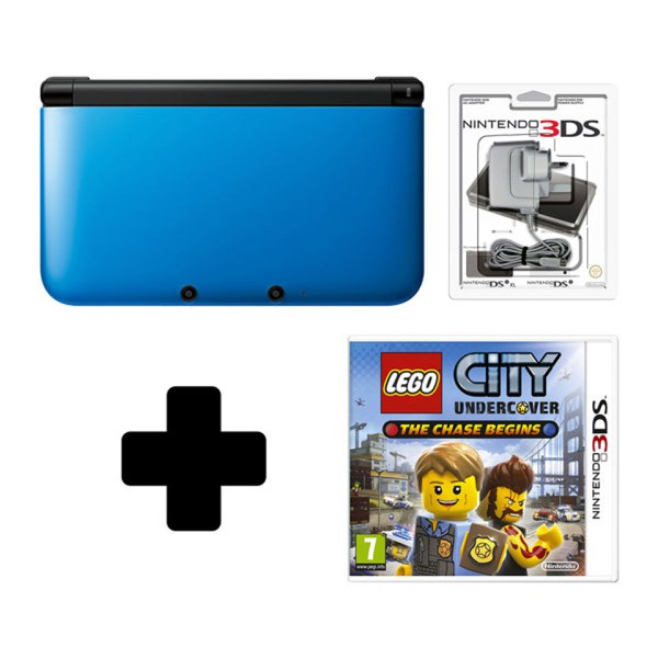 how to build a lego 3ds