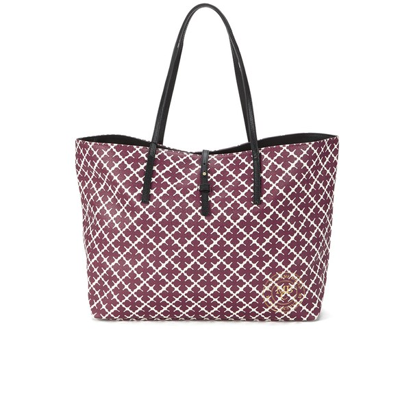 By Printed Women's Grineeh Red Malene Tote Bag Birger kiuZPOX