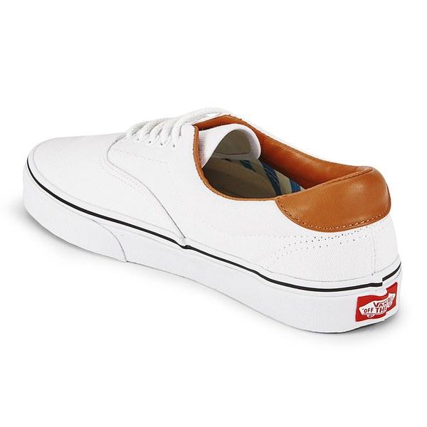 f58caa6244b Vans Men s Era 59 Washed C L Trainers - True White Clothing