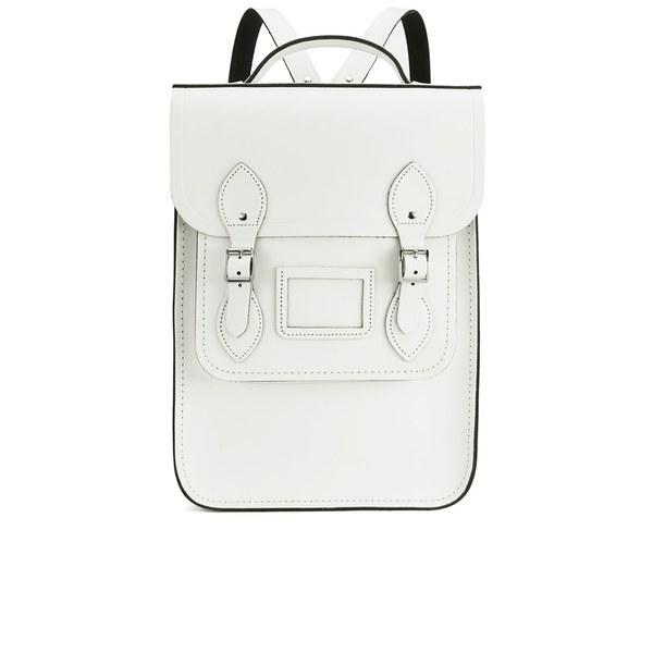 The Cambridge Satchel Company Portrait Backpack - Off White