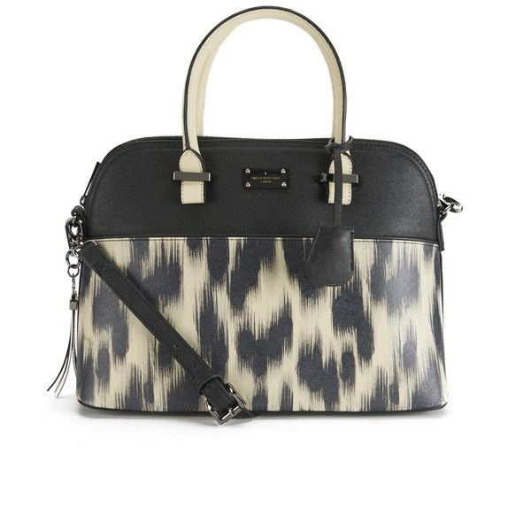 Paul's Boutique Women's Maisy Abstract Bowler Bag - Animal
