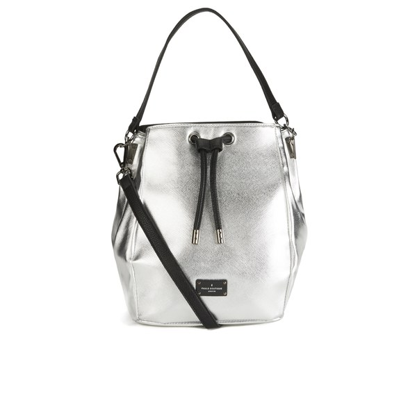 Paul's Boutique Women's Hattie Bucket Bag - Silver