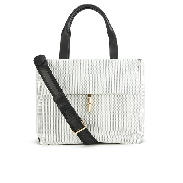 Elizabeth and James Jack Tote Bag - White