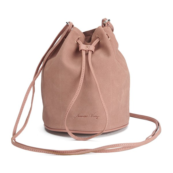 American Vintage Women's Sammy E15 Leather Bucket Bag - Madeleine