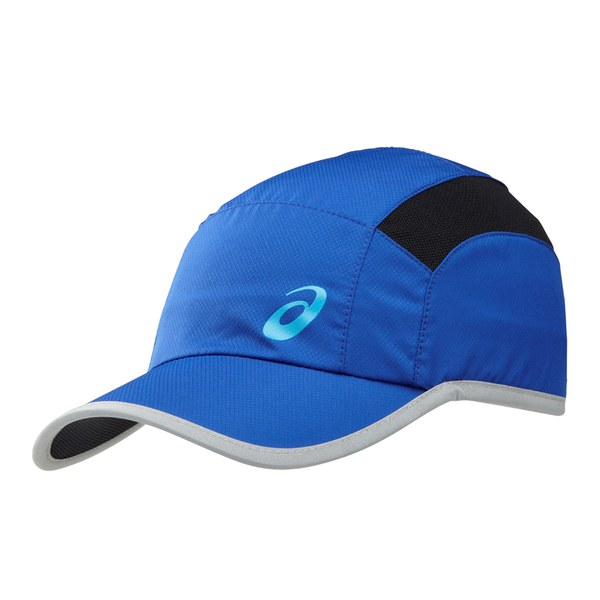 e01f379d726 Asics Running Cap - Air Force Blue Sports   Leisure