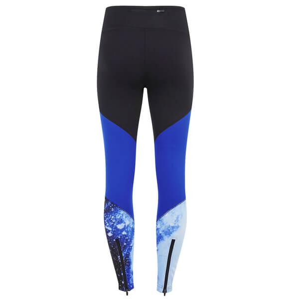 Myprotein Womenu0026#39;s Colour Block Leggings - Blue