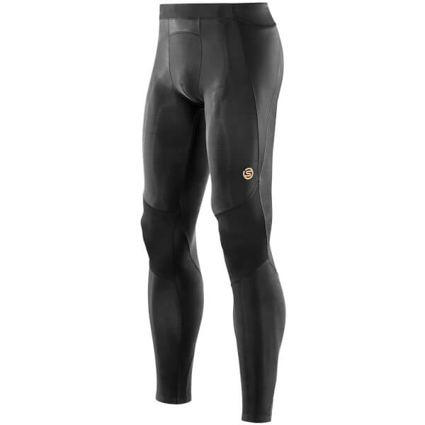 Skins A400 Men's Compression Long Tights - Black