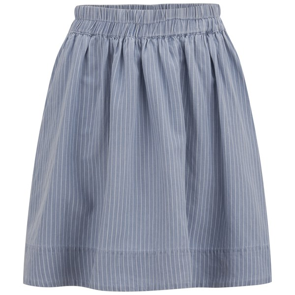 Marc by Marc Jacobs Women's Circle Skirt - Pale Stripe