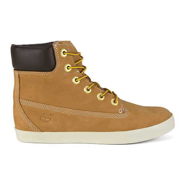Timberland Women's Earthkeepers Glastenbury 6 Inch Boots - Wheat Nubuck