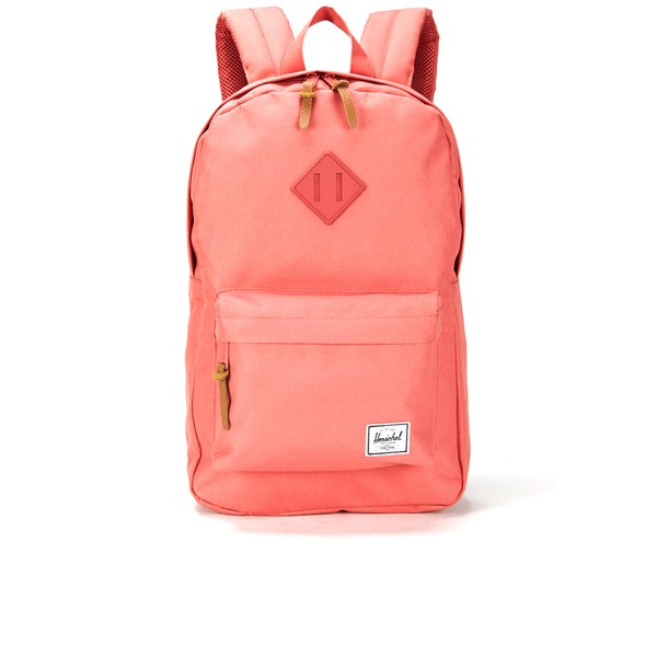 Herschel Supply Co. Women s Heritage Mid Volume Backpack -  Flamingo Flamingo Rubber  Image 2e9f8eb2db21d