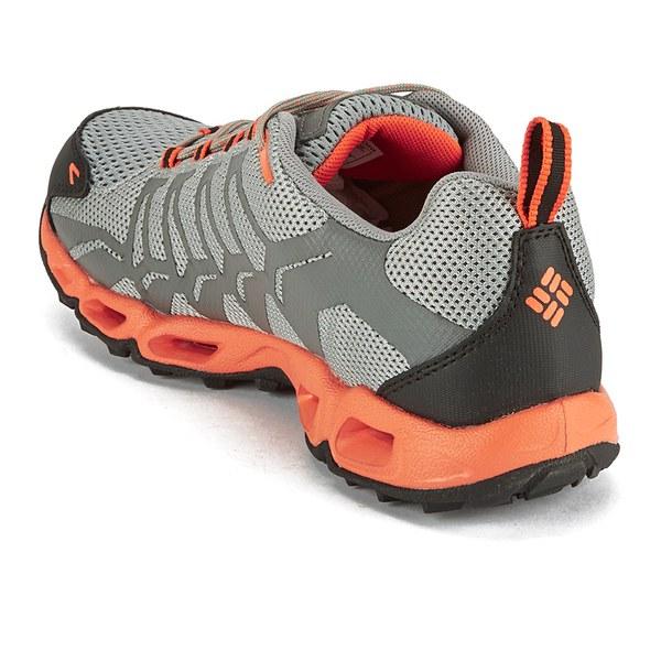 Columbia Menu0026#39;s Ventrailia Outdoor Shoes - Platinum/Orange Sports U0026 Leisure | TheHut.com