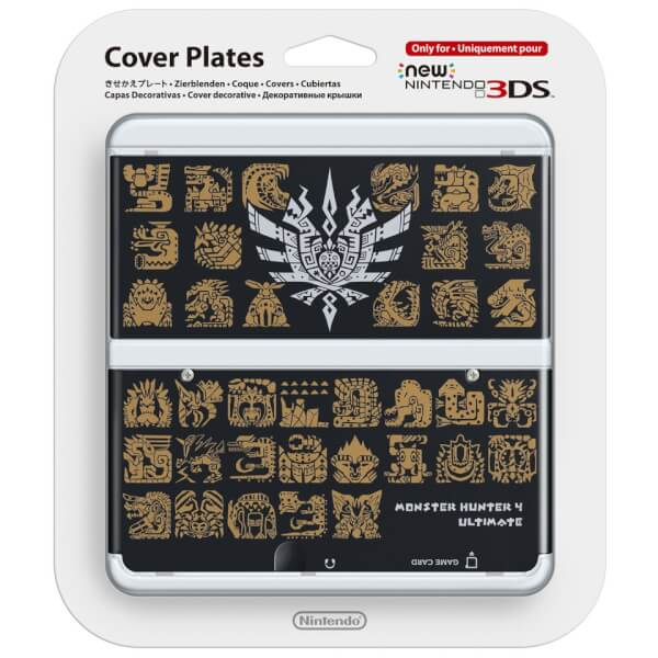 New Ds Nintendo Switch Cover Plate Design