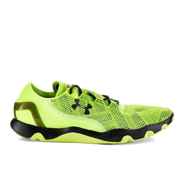 Under Armour Men s SpeedForm RC Vent Running Shoes - High-Vis Yellow Black  2747bdd66
