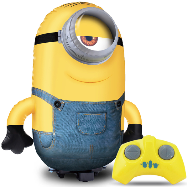 Inflatable radio controlled minion fuck 7