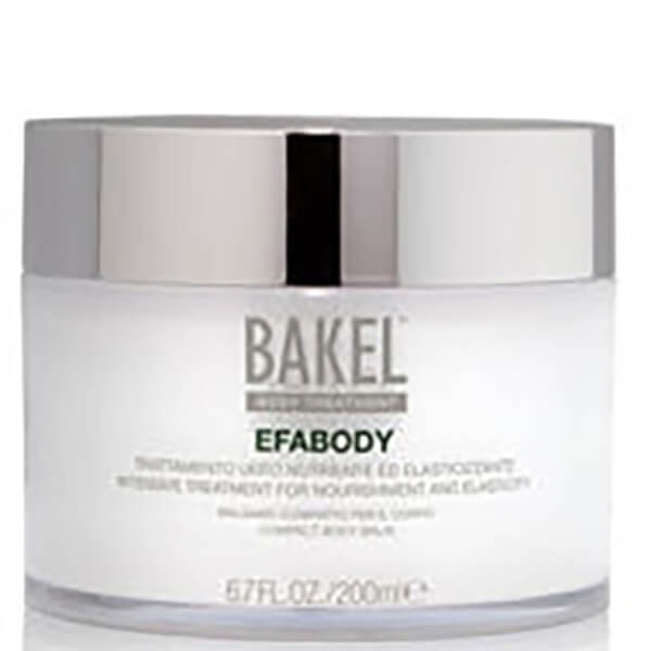 BAKEL Efabody Intensive Treatment For Nourishment and Elasticity (200ml)