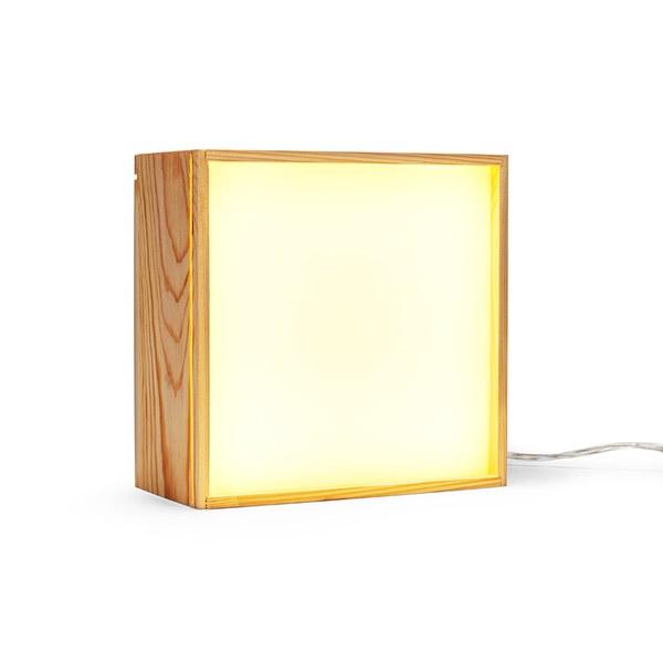 Seletti Lighthink Box Wood Wall Light - 4 Pieces Homeware TheHut.com
