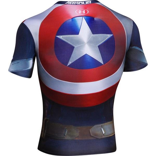 Captain America Shirts For Men