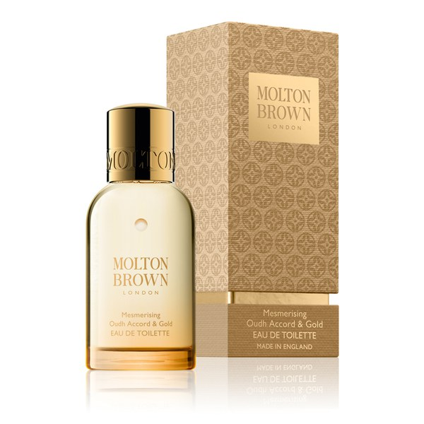 Molton Brown Mesmerising Oudh Accord and Gold Eau de Toilette 50ml