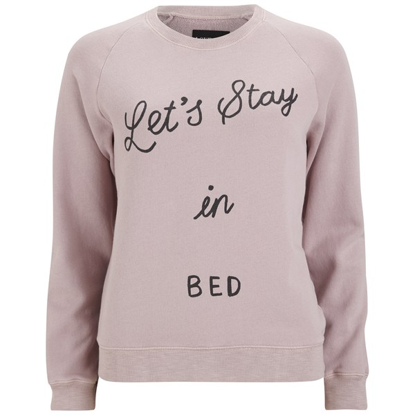 Love Stories Women's Mick J Pyjama Top - Pink