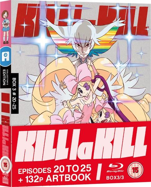 Kill la Kill - Collector's Edition Part 3 of 3