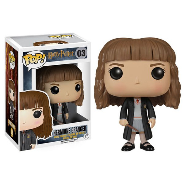 Harry Potter Hermione Granger Pop! Vinyl Figure