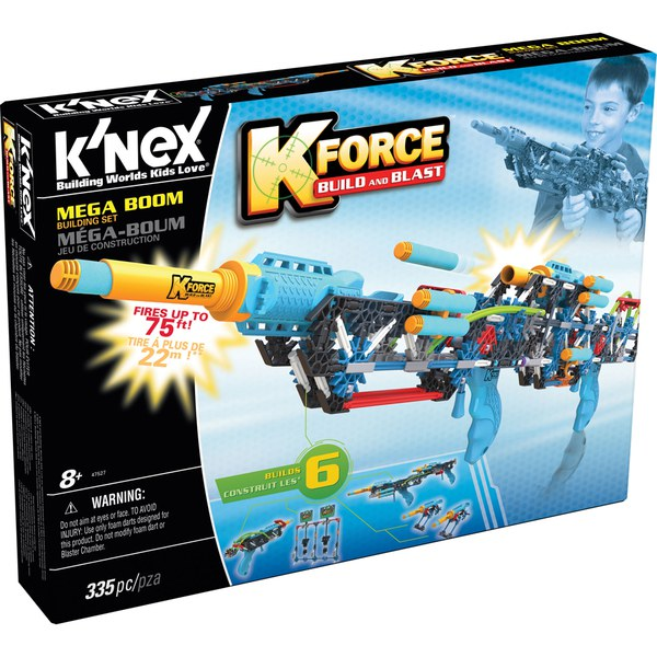 K'NEX K Force Mega Boom (47527)
