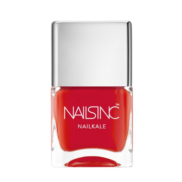 Nails inc. Esmalte de uñas Hampstead Grove NailKale (14 ml)