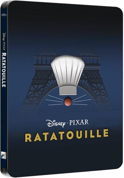 Ratatouille 3D (+ Version 2D) - Steelbook Exclusif Édition Limitée pour Zavvi (The Pixar Collection #13) (3000 Copies Seulement)