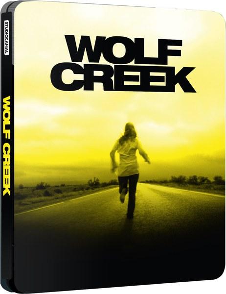 Wolf Creek - Steelbook Exclusif Limité pour Zavvi (Limité à 2000 Copies)
