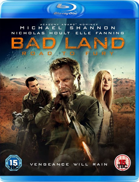 Bad Land: Road to Fury