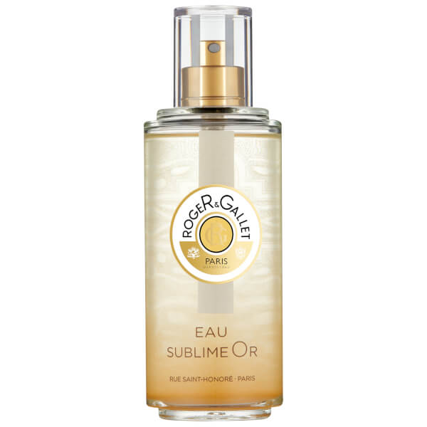 roger gallet bois d 39 orange eau sublime or eau fraiche fragance 100ml free shipping lookfantastic. Black Bedroom Furniture Sets. Home Design Ideas