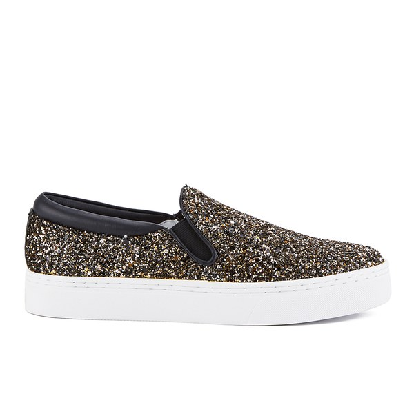 Senso Women's Ava XV Chunky Glitter Slip-On Trainers - Gold