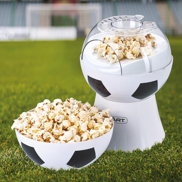 how to clean a popcorn maker