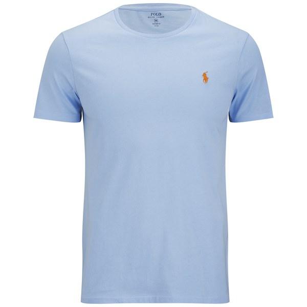 Polo Ralph Lauren Men's Custom Fit Crew Neck T-Shirt - Blue Bell