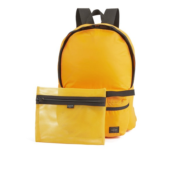 a18a980862 Porter-Yoshida Men s Day Pack Backpack - Yellow  Image 1