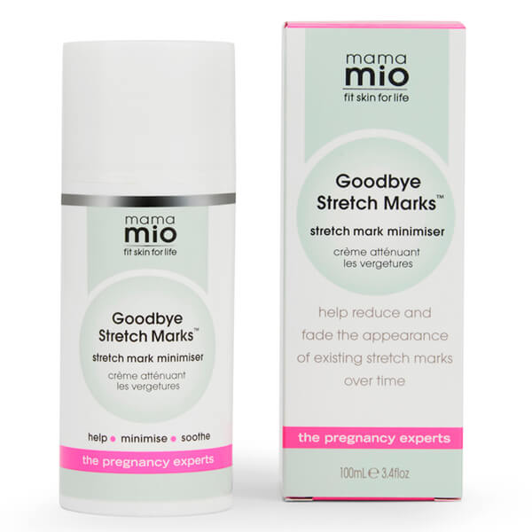 Mama Mio Goodbye Stretch Marks Stretch Mark Minimiser (100ml): Image 3