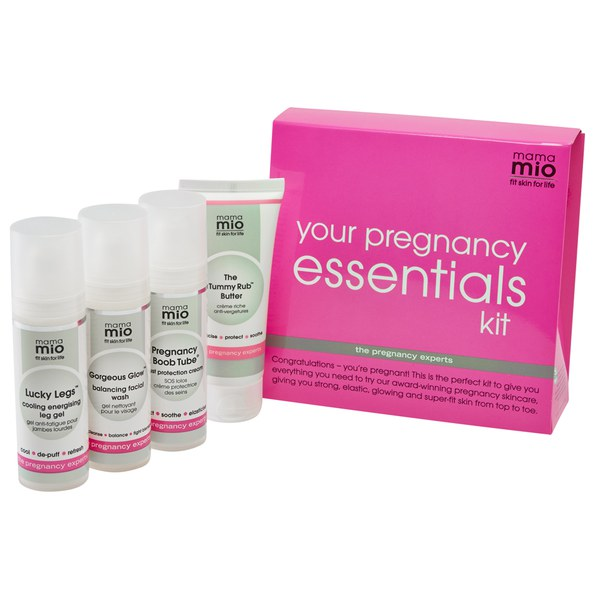 Kit imprescindibles futura mamá Mama Mio Your Pregnancy Essentials Kit