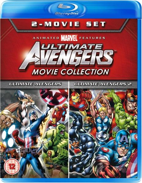 Ultimate Avengers (Double)