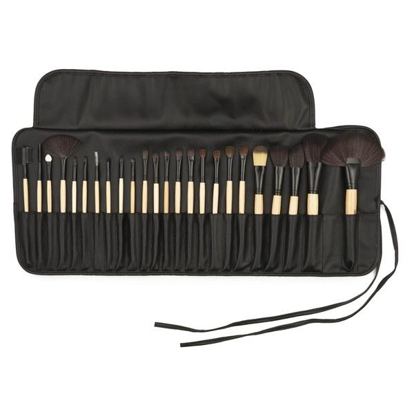 24 Brush Make Up Brush Set - Black (Free Gift) | Free Shipping ...