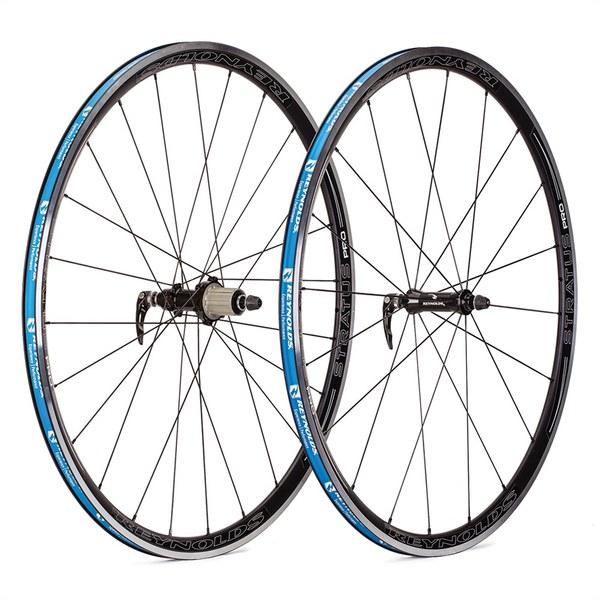 Reynolds Stratus Pro Wheelset: Image 01