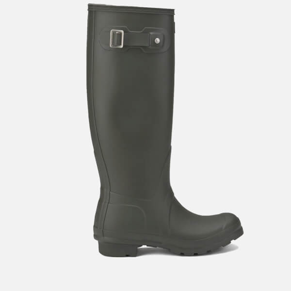 Hunter Women's Original Tall Wellies - Dark Olive