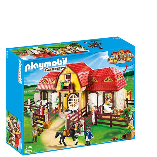 Playmobil Horse Farm Large Pony Farm (5221)