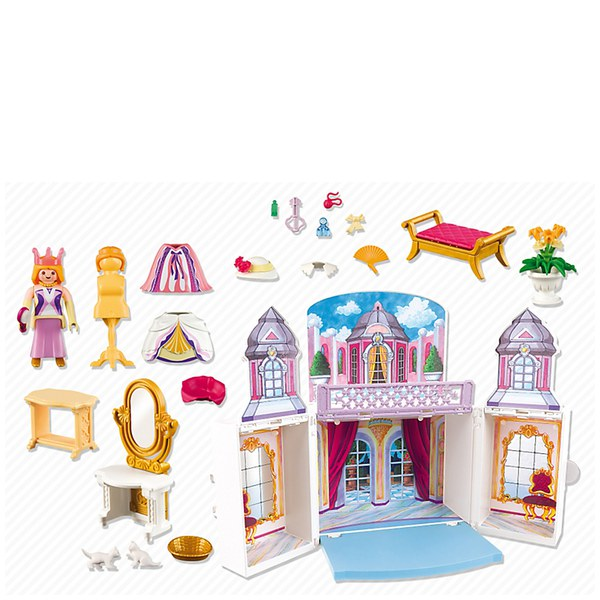 awesome chateau princess playmobil gallery. Black Bedroom Furniture Sets. Home Design Ideas