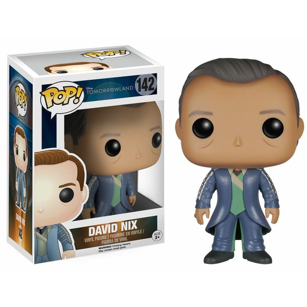 Disney Tomorrowland David Nix Pop! Vinyl Figure