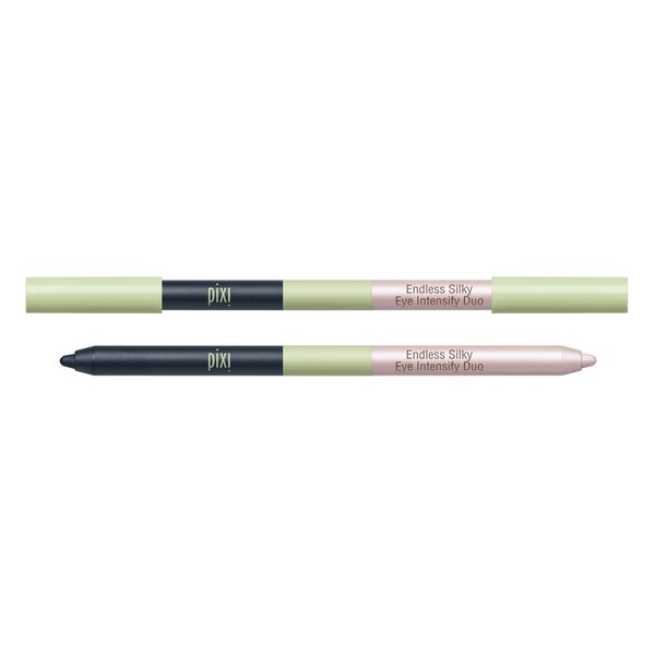 Crayon Duo Endless Silky Eye Intensify de Pixi - Yeux bleus