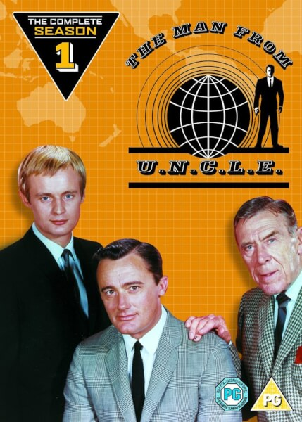 Man from U.N.C.L.E - Series 1