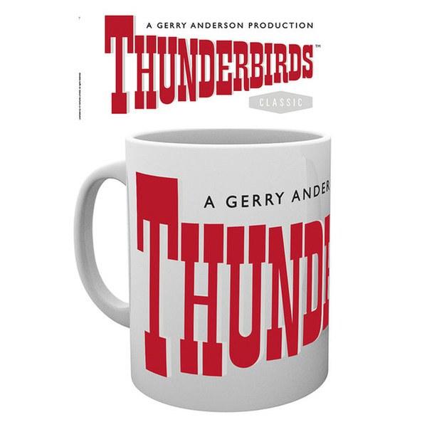 Thunderbirds Classic Logo Mug