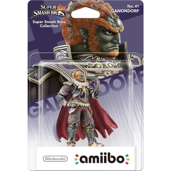 Ganondorf No.41 amiibo