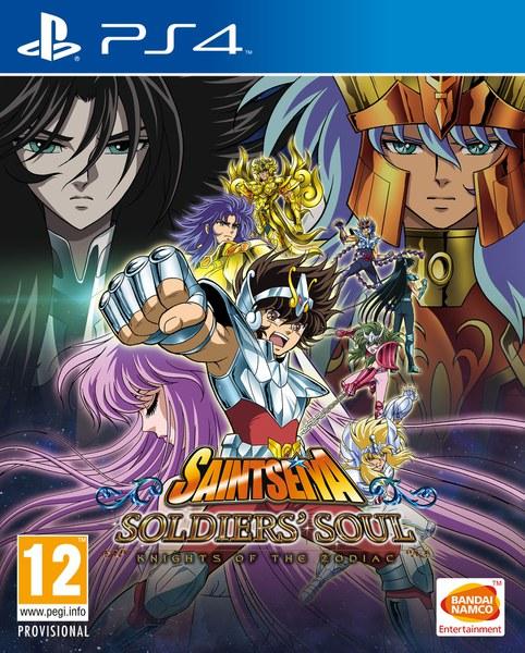 Saint Seiya- Soldiers' Soul: Knight of the Zodiac